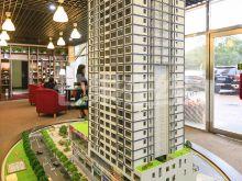 金叶城市公寓 高级装修 复式loft 家电齐全-样板间