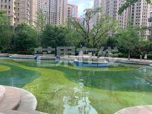 华发首府 高级装修三室 地铁口 高档园区-水池喷泉