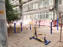 铁五南昌总校 南北标户 产权清晰-健身娱乐