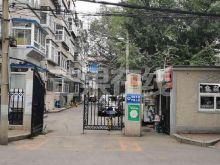 中山社区 一室单间 家具家电齐全  拎包即住 医大一院对面-大门