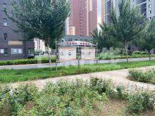 马总花园 清水房 有上下水 有床 出租-实景图